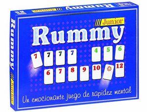 JUEGO DE MESA FALOMIR RUMMY JUNIOR