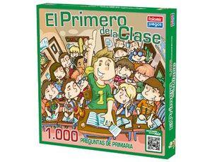 JUEGO DE MESA FALOMIR. EL PRIMERO DE LA CLASE 1000 PREGUNTAS