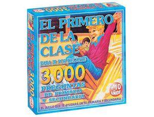 JUEGOS DE MESA FALOMIR -EL PRIMERO DE LA CLASE 3000