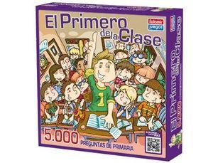 JUEGO DE MESA FALOMIR EL PRIMERO DE LA CLASE 5000 PREGUNTAS