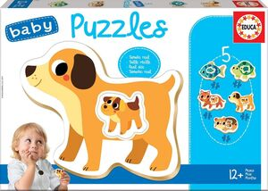 PUZZLE BABY ANIMALES