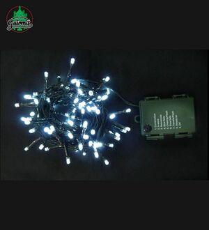 GUIRNALDA 48 LED BLANCO FRIO