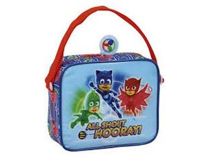 CARTERA ESCOLAR SAFTA PJ MASKS BANDOLERA GUARDERIA 240X200X80 MM