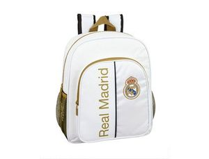 MOCHILA JUNIOR ADAPTABLE REAL MADRID 1ª EQUIP