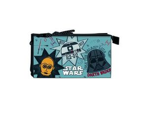 ESTUCHE TRIPLE STAR WARS ASTRO