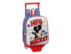 MOCHILA CON RUEDAS MICKEY MOUSE THINGS
