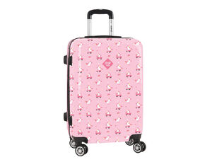 CARTERA ESCOLAR SAFTA GLOWLAB UNICORN DAY TROLLEY MEDIANO 24'' 400X260X630 MM