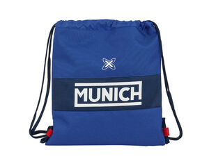 CARTERA ESCOLAR SAFTA MUNICH RETRO SACO PLANO 350X400 MM
