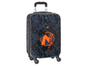 CARTERA ESCOLAR SAFTA NERF TROLLEY CABINA 345X200X550 MM