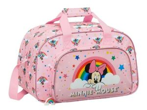 CARTERA ESCOLAR SAFTA MINNIE MOUSE \