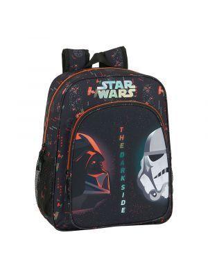 MOCHILA JUNIOR ADAPTABLE A CARRO SAFTA STAR WARS THE DARK SIDE 320X120X380 MM