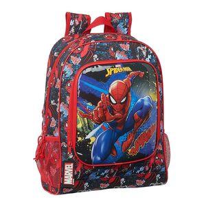 MOCHILA ADAPTABLE A CARRO SAFTA SPIDER-MAN GO HERO 320X140X420 MM