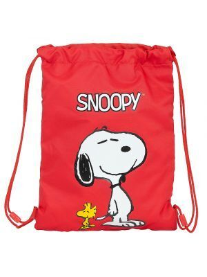 SACO PLANO JUNIOR SAFTA SNOOPY 260X340 MM