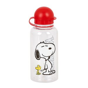BOTELLA SAFTA SNOOPY 500 ML 69X180 MM
