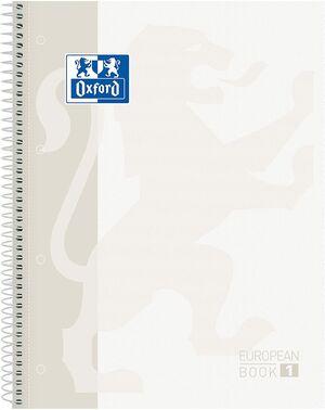 EUROPEANBOOK 1 5X5 A4+ 80 HJ T/E OXFORD BLANCO