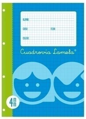 RECAMBIO LAMELA 4º 4 MM 08004