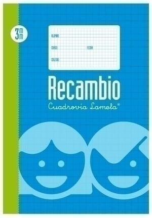 RECAMBIO LAMELA FOLIO 3 MM 09003