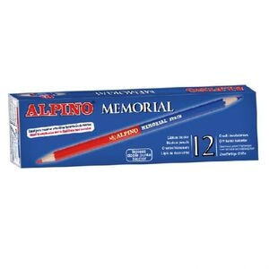 LAPICES MEMORIAL BICOLOR