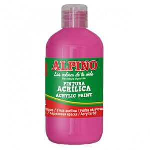 TEMPERA 500 ML ALPINO MAGENTA
