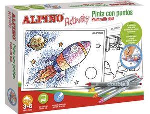 ACTIVITY ALPINO PINTAR POR PUNTOS