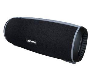 ALTAVOZ DAEWOO PORTATIL DBT-10B BLUETOOTH BATERIA RECARGABLE RADIO FM USB MICRO SD POTENCIA 12W COLO