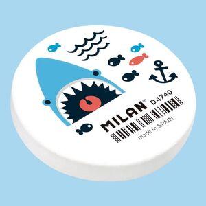 GOMA BORRAR MILAN 4740 SHARK ATTACK