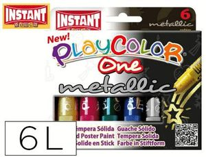 PLAYCOLOR METALLIC ONE E-6