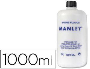 BARNIZ FIJADOR MANLEY 1 LITRO