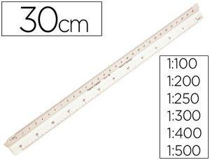 ESCALIMETRO PLASTICO FABER 153-B 1:100-200-250-300-400-500