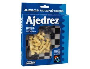 JUEGOS DE MESA AJEDREZ MAGNETICO 20X16 1X2,2