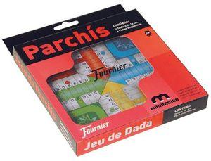 JUEGOS DE MESA PARCHIS MAGNETICO 20X16 1X2,2