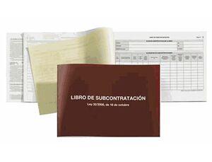 LIBRO SUBCONTRATACION CASTELLANO Fº MIQUEL RIUS