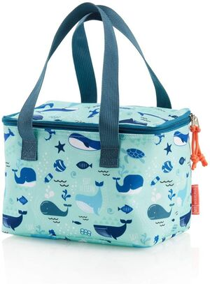 BOLSA ISOTERMICA RPET SAVE THE OCEAN MR