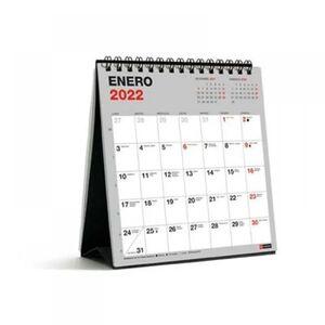 CALENDARIO SOBREMESA 14X15 PARA ESCRIBIR BASIC MR 2022