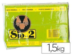 ARCILLA SIO-2 BARRO 1,5 KG
