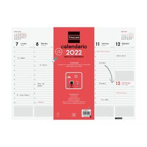 VADE SEMANA VISTA 42X31 FINOCAM 2022