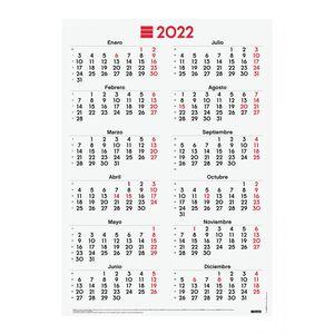 POSTER CALENDARIO MIXTO FINOCAM 2022