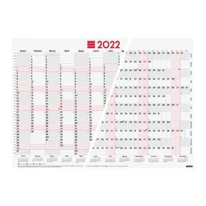 POSTER PLANIFICADOR MIXTO FINOCAM 2022