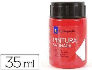 PINTURA SATINADA 35ML L.7 BERMELLON