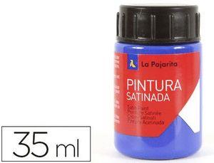PINTURA SATINADA 35ML L11 AZUL ULTRAMAR