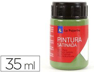 PINTURA SATINADA 35ML L.16 VERDE MONTE