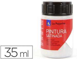 PINTURA SATINADA 35ML L.19 GRIS PLATA