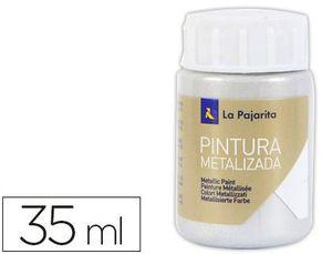 PINTURA METALIZADA 35ML  ME-1 PLATA