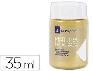 PINTURA METALIZADA 35ML ME-3 ORO RICO