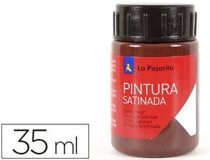 PINTURA SATINADA 35ML L.32 CASTAÑO