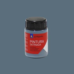PINTURA SATINADA 35ML L.34 AZUL METAL