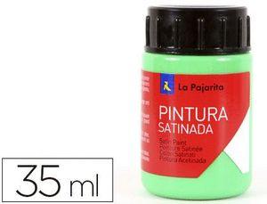 PINTURA SATINADA 35ML L.38 VERDE CESPED