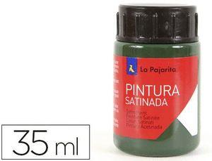 PINTURA SATINADA 35ML L.41 VERDE PINO