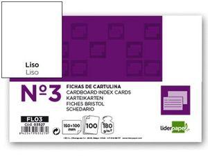 FICHA LISA Nº 3 100X150 P-100