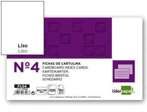 FICHA LISA Nº 4 125X200 P-100